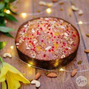 Fruit And Nut Cake