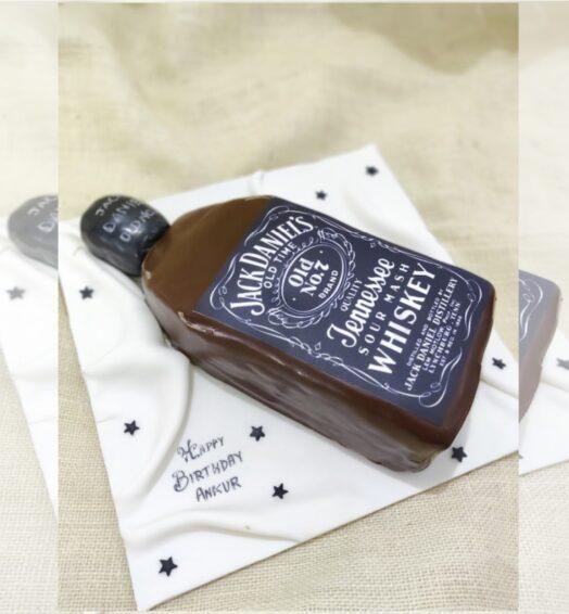 Jack Daniel Cake