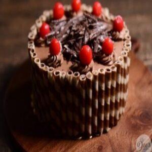 Choco Cigars Cake