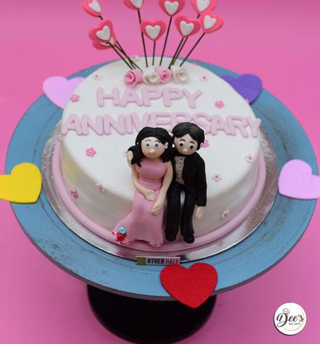 Anniversary Couple