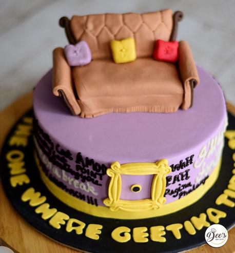 Friends Cake