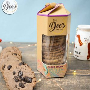 Choco Chunk Cookies