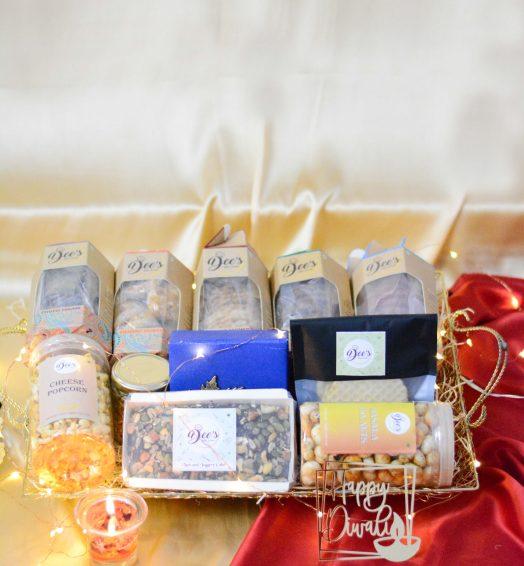 Luxury Diwali Tray